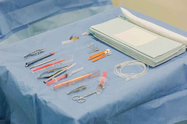 手術室で安心・安全に実施